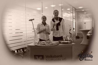 Volksbank Südheide Eröffnung Leiferde