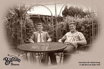 Cornelias 50. Geburtstag im Oyler Hof in Nienburg