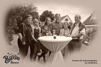Torstens 50. Geburtstag in Hamburg Norderstedt
