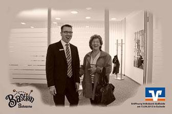 Volksbank Südheide Eröffnung Eschede