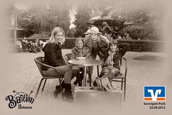 Volksbank Serengetipark 1. Tag, Hodenhagen
