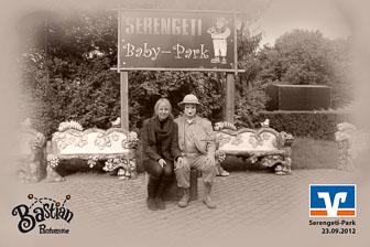 Volksbank Serengetipark 2. Tag, Hodenhagen