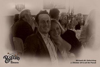 Michaels 60. Geburtstag auf der Passat, Lübeck-Travemünde