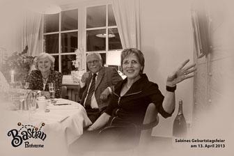 Sabine Geburtstagsfeier Norderstedt
