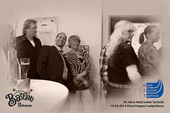 130419 20 Jahre Held Isolier Technik Alma Hoppes Lustpielhaus, Hamburg