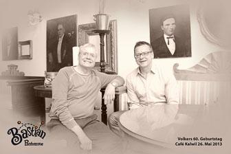 Volckers 60. Geburtstag, Berlin