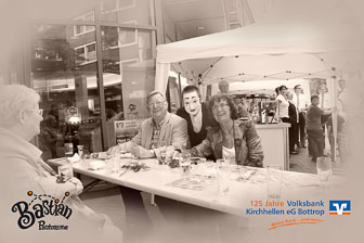 125 Jahre Volksbank Kirchhellen eG Bottrop