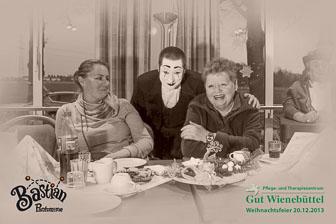 131220 Weihnachtsfeier Gut Wienebuettel bei Lueneburg