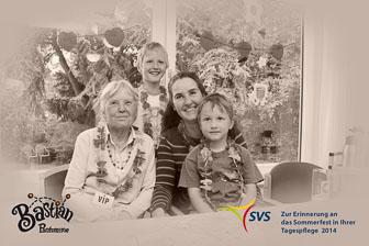 Sommerfest 2014 SVS Tagespflege, Reinbek