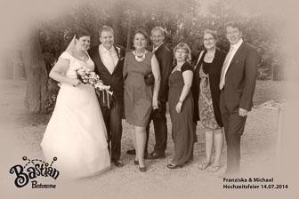 Hochzeit Franziska & Michael