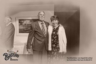 Familienfeier Ingrid und Lothar in Norderstedt