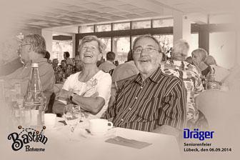 Draeger Seniorenfeier in Lübeck