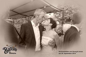 Hochzeit Georg und Jonas