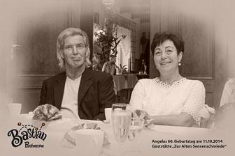 Angelikas 60zigster Geburtstag
