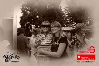 Fest an der Fähre 2015 - Strausberger Eisenbahn