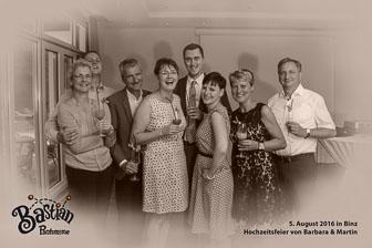 Hochzeit Barbara & Martin, Binz auf Rügen