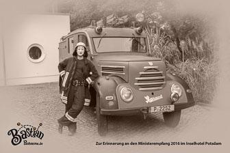 Ministerempfang 2016 im Inselhotel Potsdam