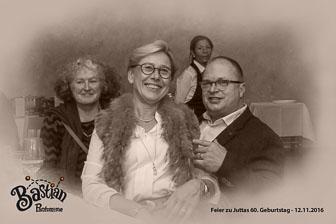 Juttas Sechszigster Geburtstag, Oberhausen