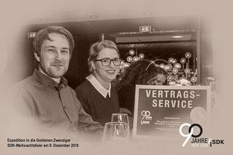 SDK Weihnachtsfeier in Fellbach