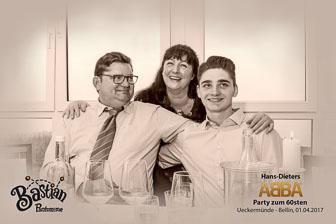 Hans-Dieters Abba Party Ueckermünde-Bellin
