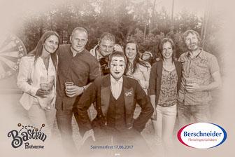 Sommerfest Berschneider Fleischspezialitäten, Greven