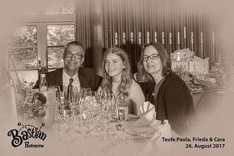 26.08.17 Taufe Paula, Frieda & Cara - Schmoeker Hof, Hamburg-Norderstedt