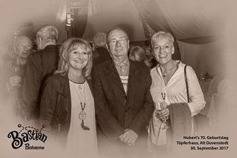 Hubert's 70. Geburtstag, Seehotel Töpferhaus, Alt Duvenstedt