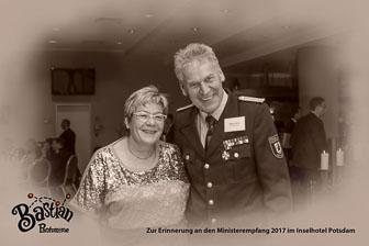 Ministerempfang 2017 Inselhotel Potsdam