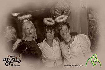 Krueger Weihnachtsfeier in Schoeningen