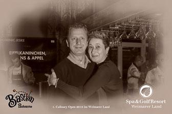 1. Culinary Open 2018, Spa & Golf Resort Weimarer Land, Thüringen