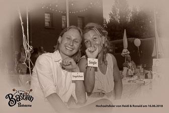 Hochzeit Heidi und Ronald Brieselang