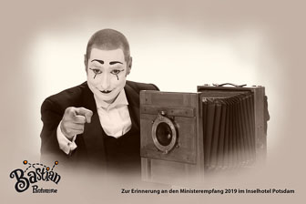 Ministerempfang 2019 im Inselhotel Potsdam