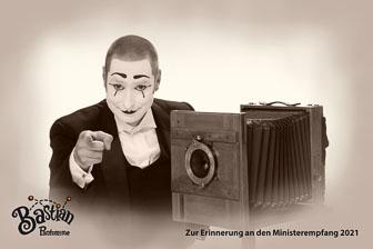 Ministerempfang 2021, Klaistow, Brandenburg